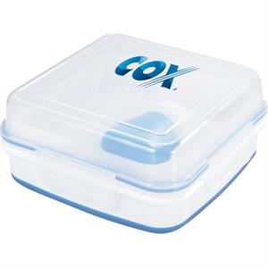 Cool Gear (r) - Collapsible Salad To Go Set