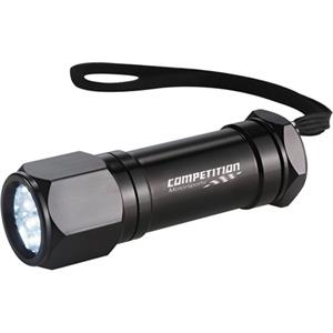 Garrity (r) Workmate (tm) - 8 Led Flashlight Made Of Aluminum