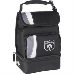 Arctic Zone(R) Dual Compartment Lunch Cooler