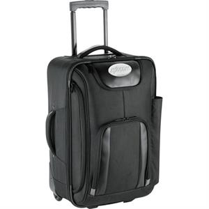 "Portland - Wheeled 21-inch Carry-on With Compu-sleeve. Holds Most 15"" Laptops"