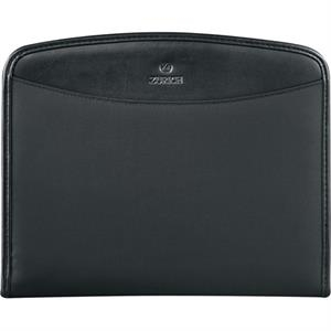 "Navigator (tm) - Pad Folio With Front Pocket, Includes 8.5"" X 11"" Writing Pad"