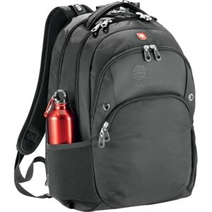 Wenger (r) Scan Smart - Computer Backpack Made Of 840d Cross Weave Nylon And Furong