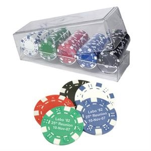 11.5g Professional Clay Poker Chips
