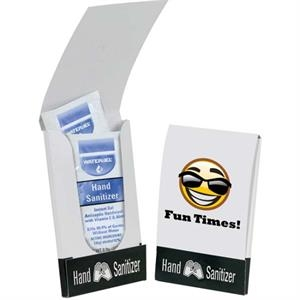 Instant Hand Sanitizer Pocket Pack