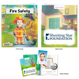 Fire Safety and Me-It's All About Me Book
