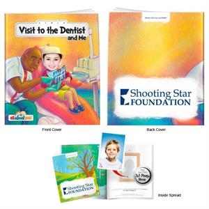 Visit to the Dentist and Me- It's All About Me Book