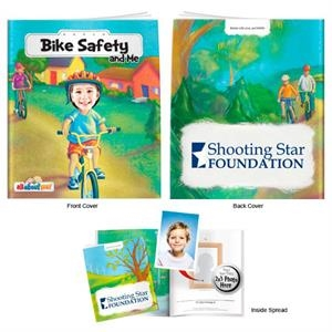 Bike Safety and Me- It's All About Me Book