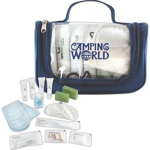 Spa Essentials Personal Hygiene Amenity Kit