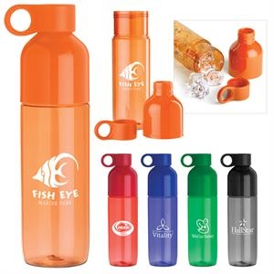 Circa Two - 21 Oz. Tall And Slim Bpa Free Water Bottle