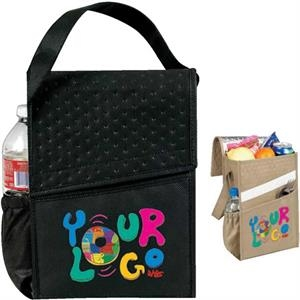 Egreen - Thermal Lunch Bag, Polypropylene Plus Thermal Lining, Reusable, Hand Washable