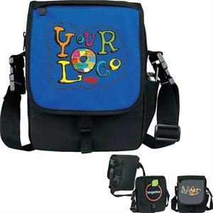 "Deluxe Guide Bag. Poly 600d. Approximate Size: 8"" X 10.5"" X 2.75"""