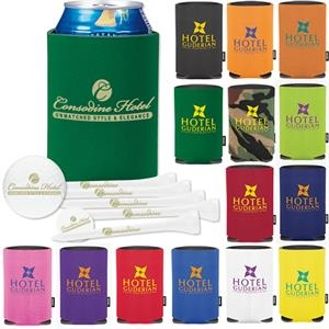 Collapsible KOOZIE (R)) Deluxe Golf Event Kit - Ultra 500