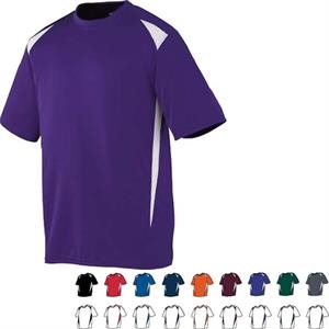 Premier - 3 X L - 100% Polyester Performance Adult Crew. Sold Blank