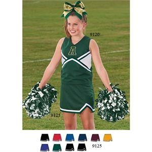 Energy - 2 X L - Ladies 100% Polyester Double Knit Cheer Skirt. Sold Blank
