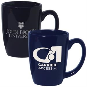 12 Oz. Ceramic Challenger Coffee Mug; Colors. Mega Special