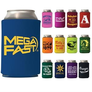 Coolie - Mega Collapsible Can Cooler, Solid Colors -mega Special
