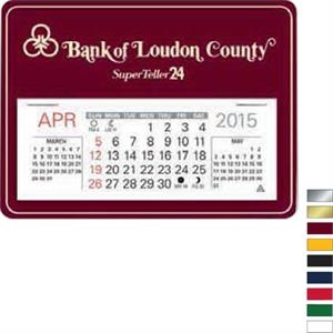 Easy Stick (tm) - Horizon Self Adhering Vinyl Calendar With 13 Month Pad