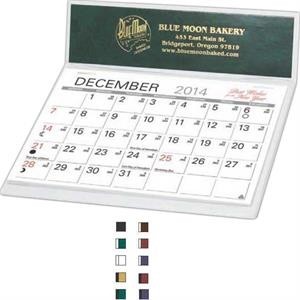 Magna (r) - Desk Calendar, With 2 Toned Design And Flip Out Phone Index