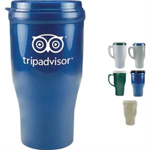 Auto Mate (r) - Mate Tumbler 16 Oz, Made With Polypropylene