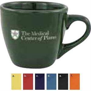 Vienna - Orange - 3 1/2 Oz Ceramic Mug