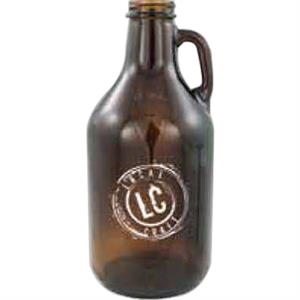 Libbey (r) - Amber Growler, 32 Oz