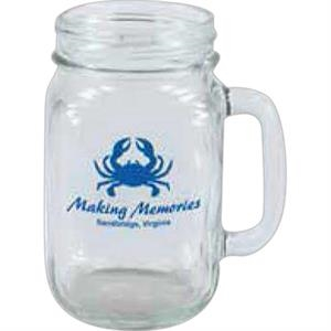 Libbey (r) - 16 1/2 Oz Drinking Jar