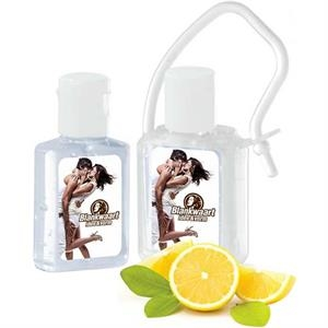 Citrus Scented Travel Hand Sanitizer, 0.5 Oz. Bottle