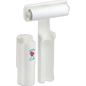 Travel Folding Lint Roller Contains Approximately 45 Tear Sheets