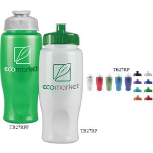 Personal Refillables (tm) - Eco-pearl 27oz Sports Bottles