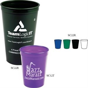 12 Oz. Recycled Stadium Cup