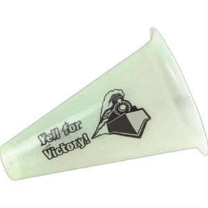 "8"" Glow In The Dark Megaphone"