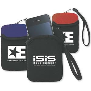 Neoprene Case Holds Cell Phone, Mp3 Player, Etc