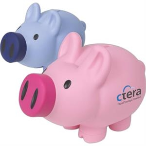 Happy Pig - Pig Shaped Bank