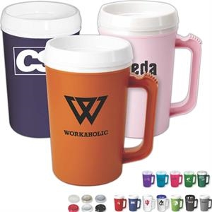 Mighty - 22 Oz. Mug With Extra Large Handle