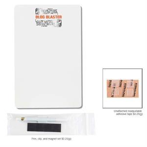 Dry-Erase Mirage Board (TM) - 15 pt