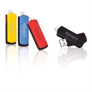 Slide USB 2.0 Flash Drive
