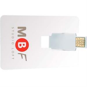 Flip Card USB 2.0 Flash Drive