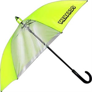 Safety Umbrella (tm) - Umbrella With Unique Folding Sheath That Acts As A Drip Catcher When