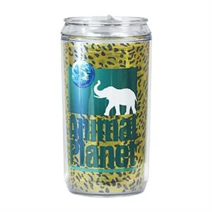 Novella - Bpa Free, 11 Oz Acrylic Tumbler With Full Color Vibraprint Insert