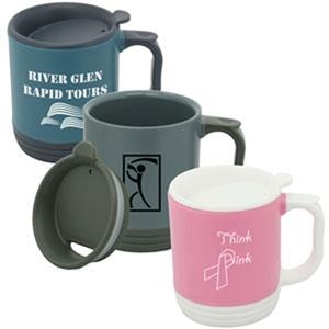 Rock - 12 Oz Heavy Duty Mug Made Of Durable Plastic