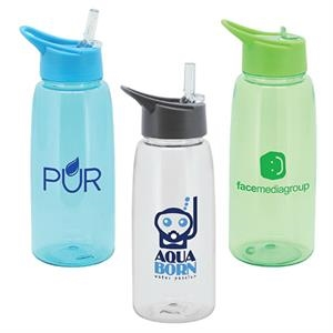 Walrus - Bpa-free 33 Oz Water Bottle, Offers A Large Imprint Area