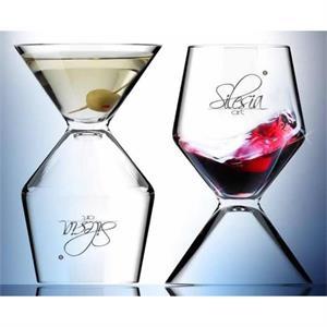 Vino - Tini 2 in 1 Glass