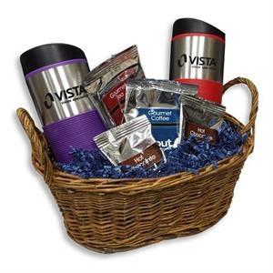 Deluxe Travel Gift Basket