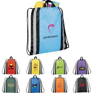 Small Reflective Drawstring Sportspack