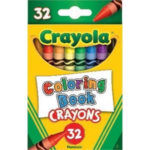 Crayola 32 ct. Specialty Coloring Book Crayons