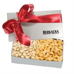 The Executive Cashew & Pistachio Nuts Food Gift Box