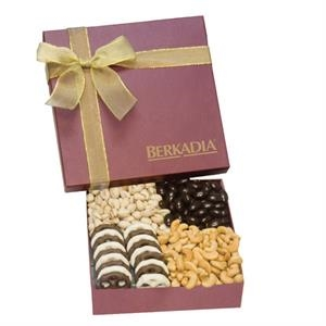 Chairman Gourmet Mix Gift Box - PIstachios, Cashews, Almonds