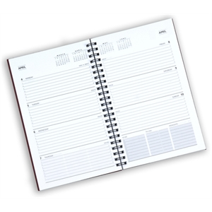 """5"""" x 8"""" Weekly/Monthly Planner"""