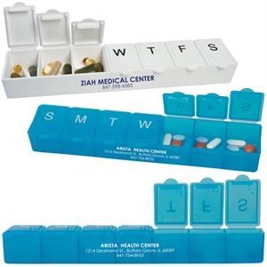 Jumbo 7 Day Pillbox