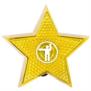 Star Flashing Button